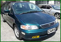 Cars and vans ready for you now.